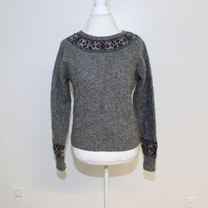 Vtg Ralph Lauren Blue Label Women's Sweater Medium